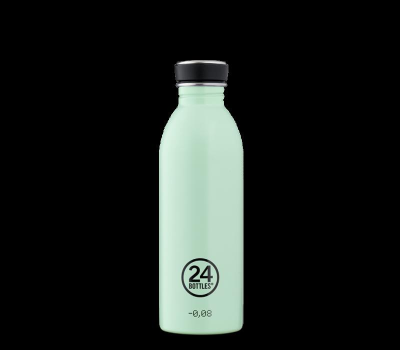 24°BOTTLES - Urban Bottle - Aqua Green 500ml