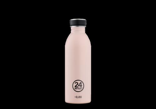 24°Bottles 24°BOTTLES - Urban Bottle - Dusty Pink 500ml