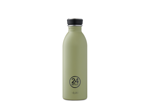 24°Bottles 24°BOTTLES - Urban Bottle - Stone Sage 500ml