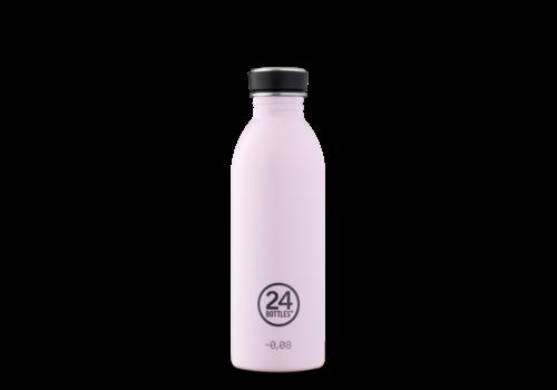 24°Bottles 24°BOTTLES - Urban Bottle - Candy Pink 500ml