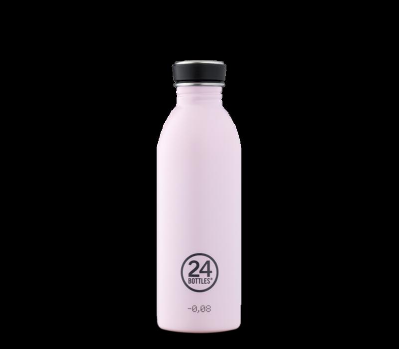 24°BOTTLES - Urban Bottle - Candy Pink 500ml