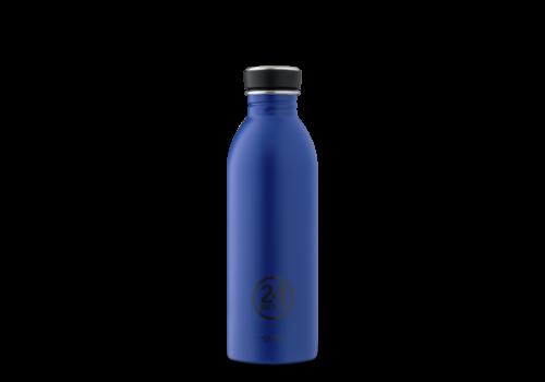 24°Bottles 24°BOTTLES - Urban Bottle - Gold Blue 500ml