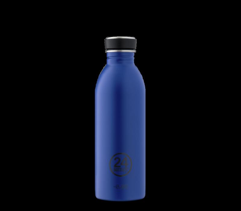 24°BOTTLES - Urban Bottle - Gold Blue 500ml