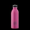 24°Bottles 24°BOTTLES - Urban Bottle - Passion Pink 500ml