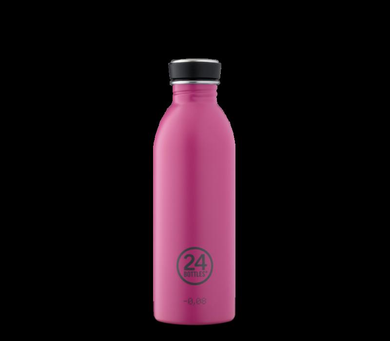 24°BOTTLES - Urban Bottle - Passion Pink 500ml