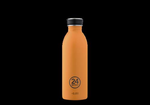 24°Bottles 24°BOTTLES - Urban Bottle - Orange 500ml