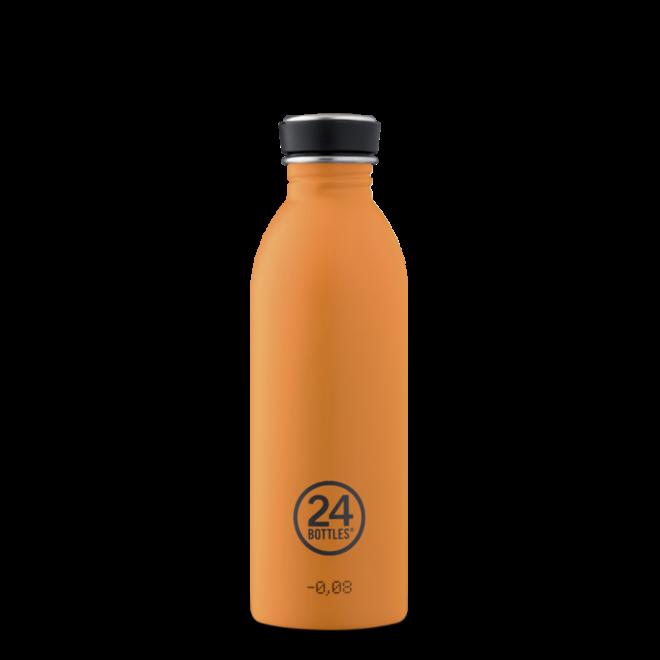 24°BOTTLES - Urban Bottle - Orange 500ml