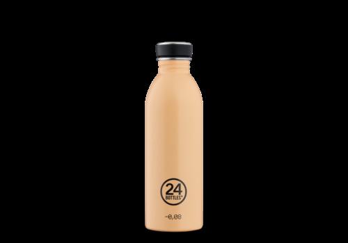 24°Bottles 24°BOTTLES - Urban Bottle - Peach Orange 500ml