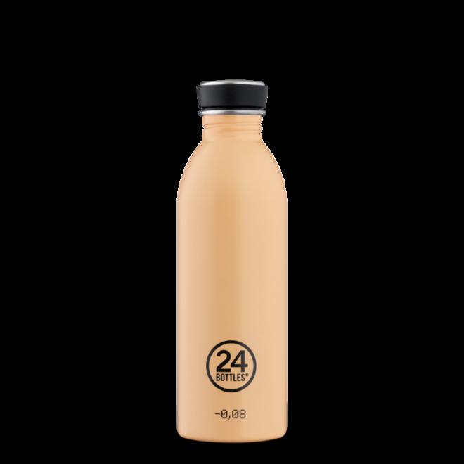 24°BOTTLES - Urban Bottle - Peach Orange 500ml