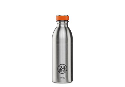24°Bottles 24°BOTTLES - Urban Bottle - Steel 500ml