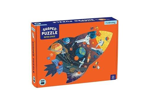 Mudpuppy MUDPUPPY - Puzzel - Out of Space (300stuks) 6+