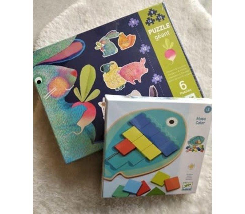 Speel&Knutsel Pakket - Vanaf 4 jaar
