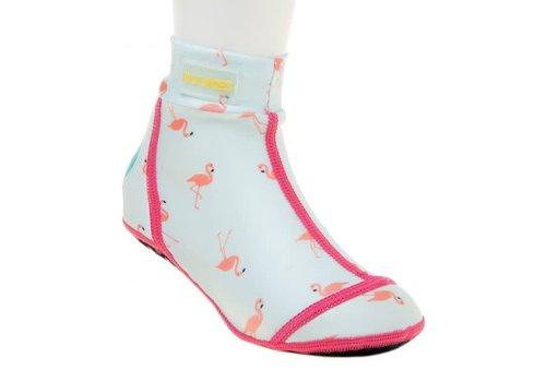 DUUKIES DUUKIES Beachsocks - Flamingo Mint