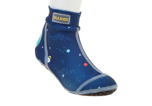 DUUKIES DUUKIES - Beachsocks -  Planets Blue