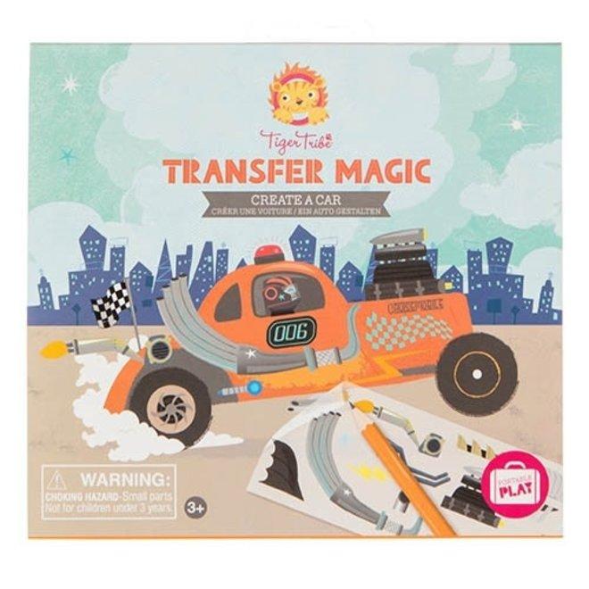 TIGER TRIBE - Kleuren - Super Auto's