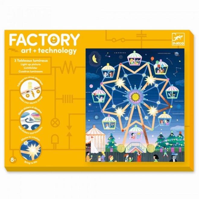 DJECO - Factory - Hoog in de Lucht 8+