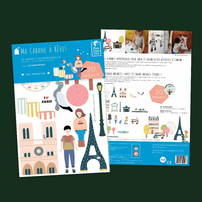 MA CABANE A REVES - Magneten - Paris
