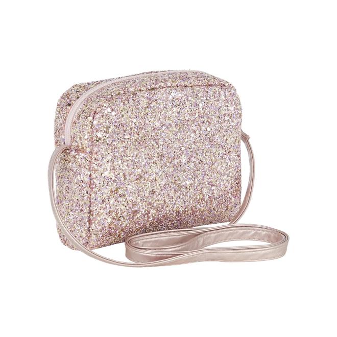 MIMI&LULA - Handtas - Glitter Pink
