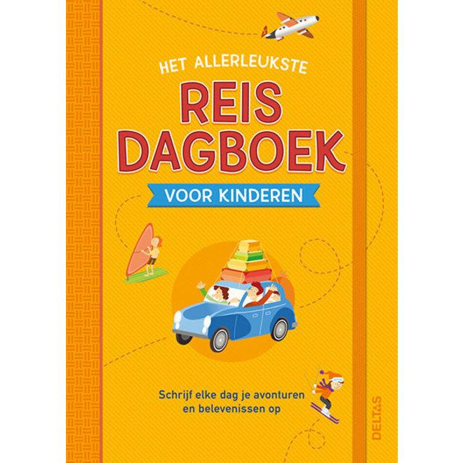 DELTAS - Het allerleukste reisboek voor kinderen