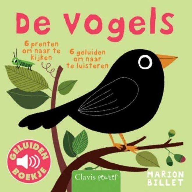 CLAVIS - Geluidenboek - De Vogels
