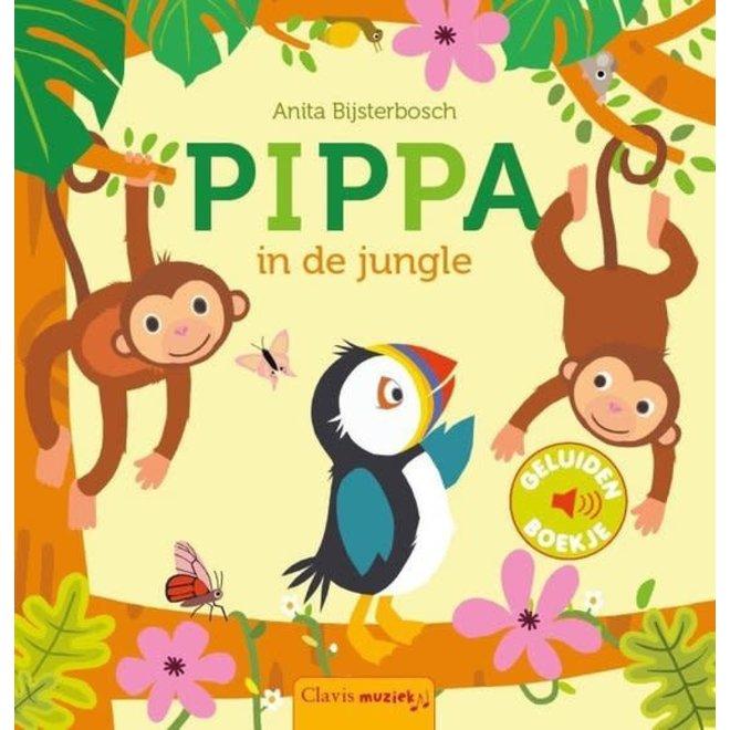 CLAVIS - Geluidenboek - Pippa in de Jungle