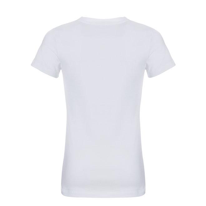 TEN CATE - T-shirt Unisex - Wit (Maat 158 tot 188)