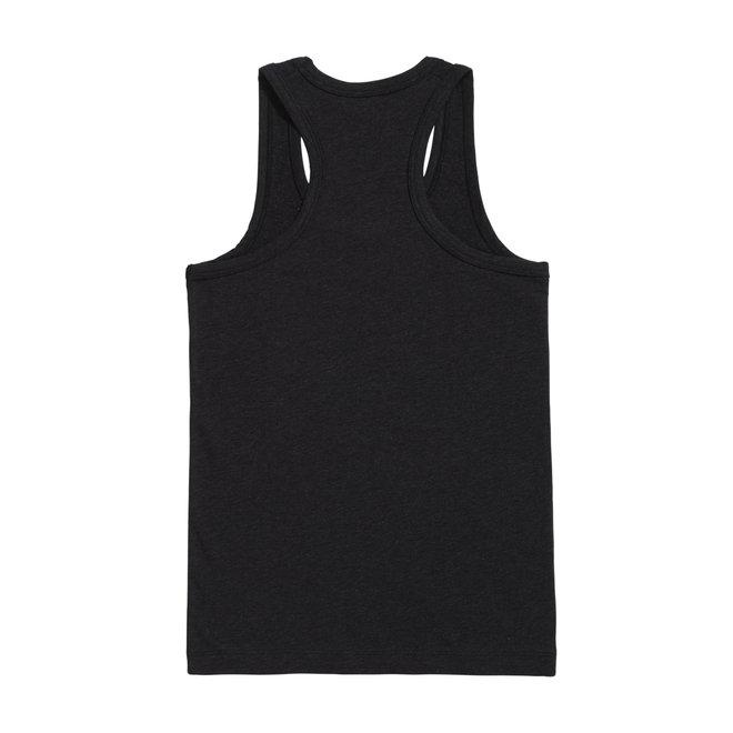 TEN CATE - Onderhemd Boys - Racerback Black Melee (Maat 122 tot 152)