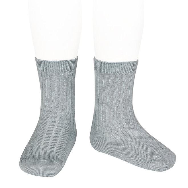 CONDOR - Korte Sokken - Dry Green (756)