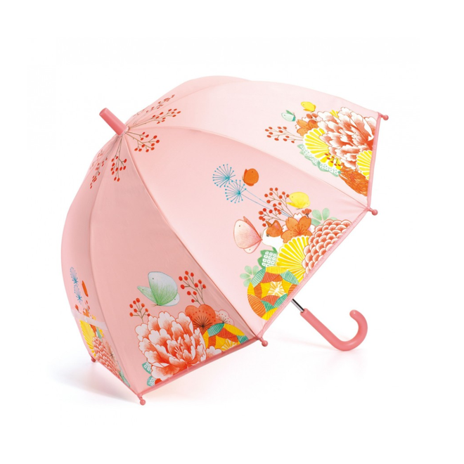 DJECO - Paraplu - Bloementuin