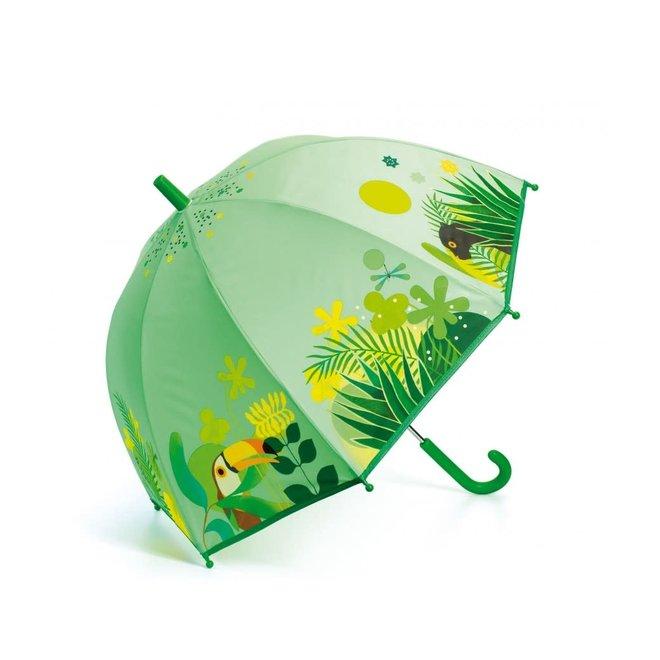 DJECO - Paraplu - Tropical Jungle