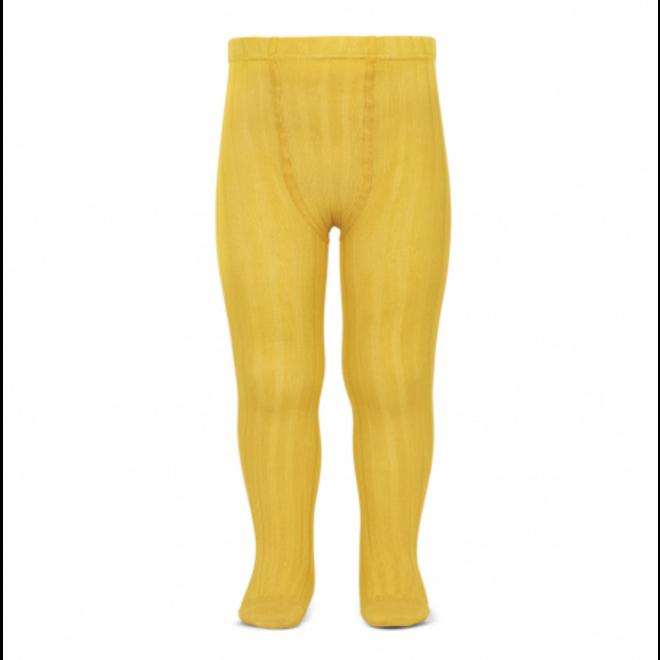 CONDOR - Kousenbroek - Yellow (630)