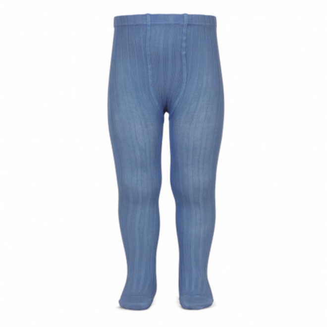 CONDOR - Kousenbroek - French Blue (449)