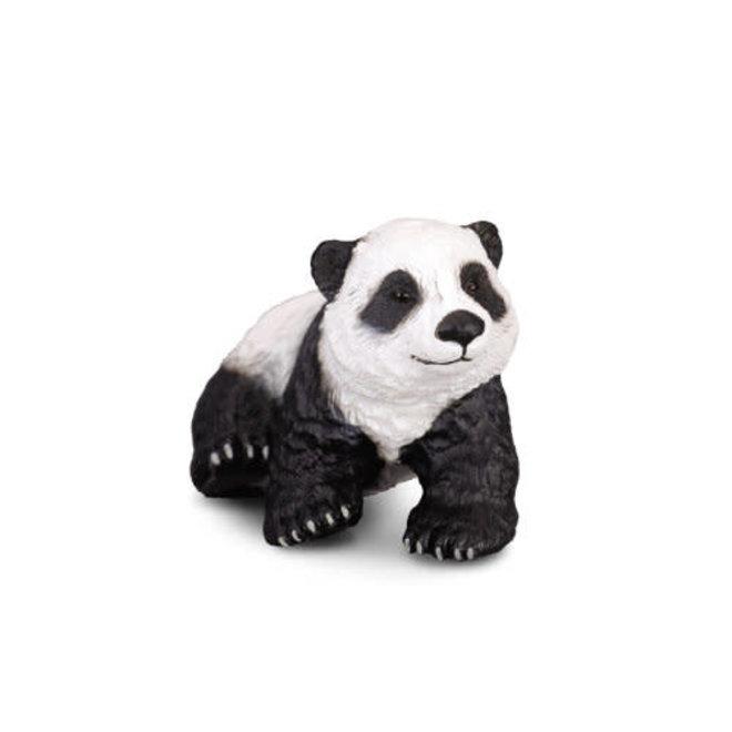 COLLECTA - Wilde Dieren - Panda Welp zittend (S)