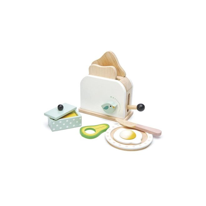TENDER LEAF - Breakfast Toaster Set