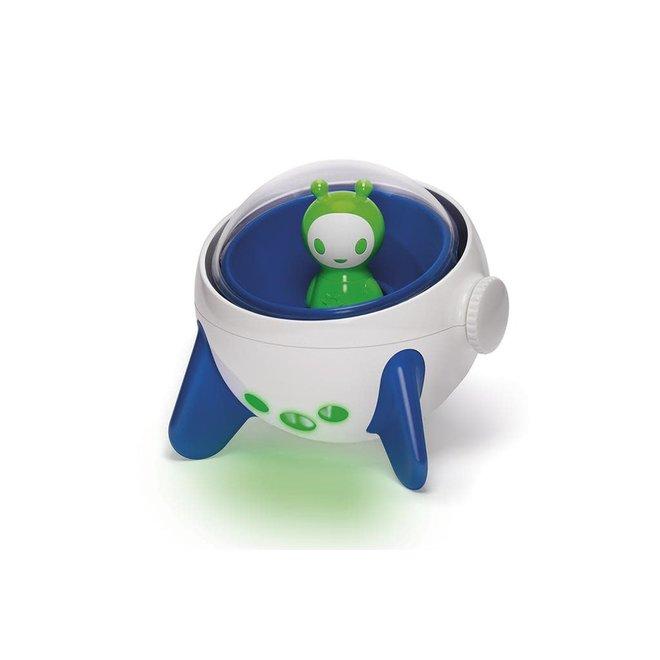 KID O - Ruimteschip met licht