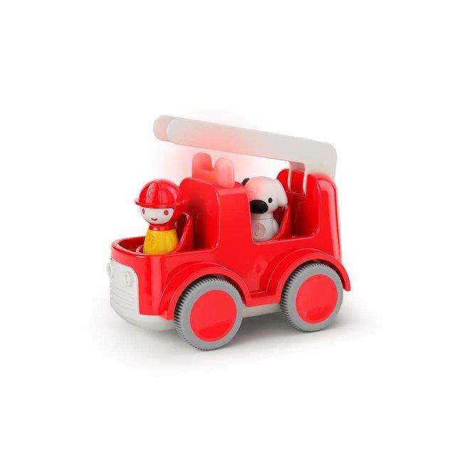 KID O - Brandweer met licht en geluid