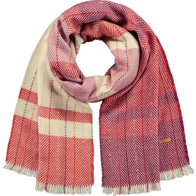 BARTS - Sjaal - Venice Pink (One Size)