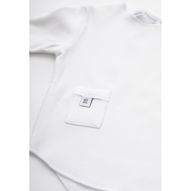 BAMBOOM - Shirt - Wit