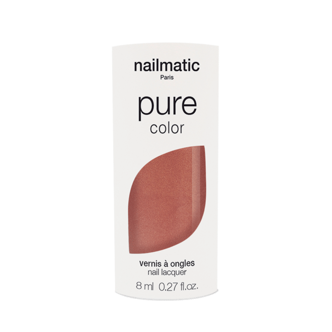 NAILMATIC - Pure Nagellak - Rose Nacreé CELESTE