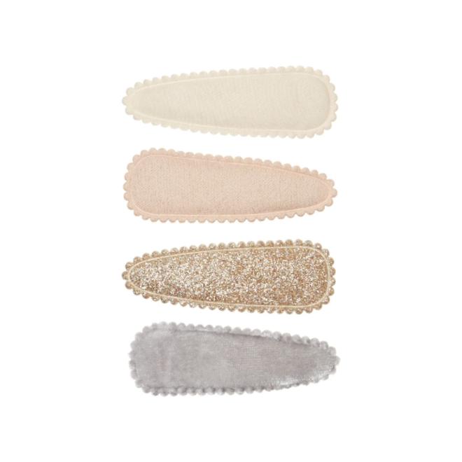 MIMI&LULA  - Haarspelden - Velvet Sparkle Clic Clacs
