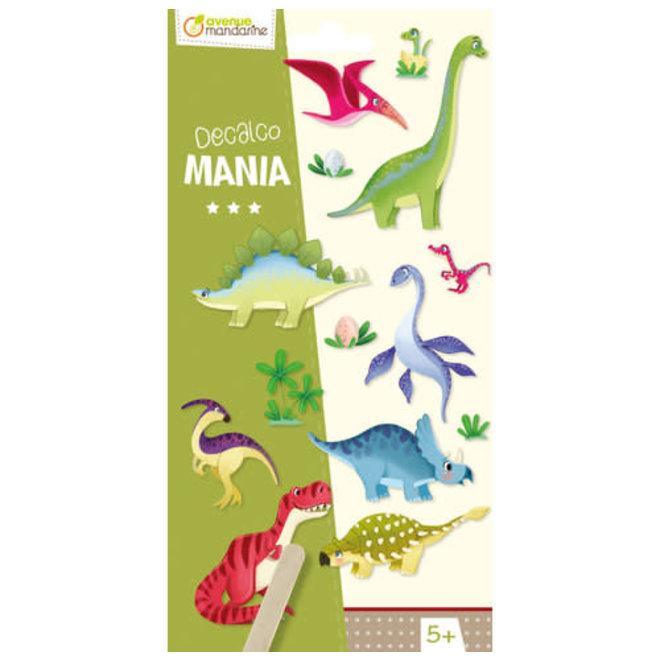 AVENUE MANDARINE - Krassen - Dinosaurus
