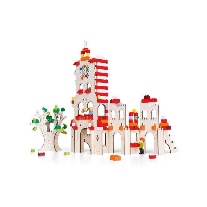 BRIKKON - Creatief met Lego - Toren