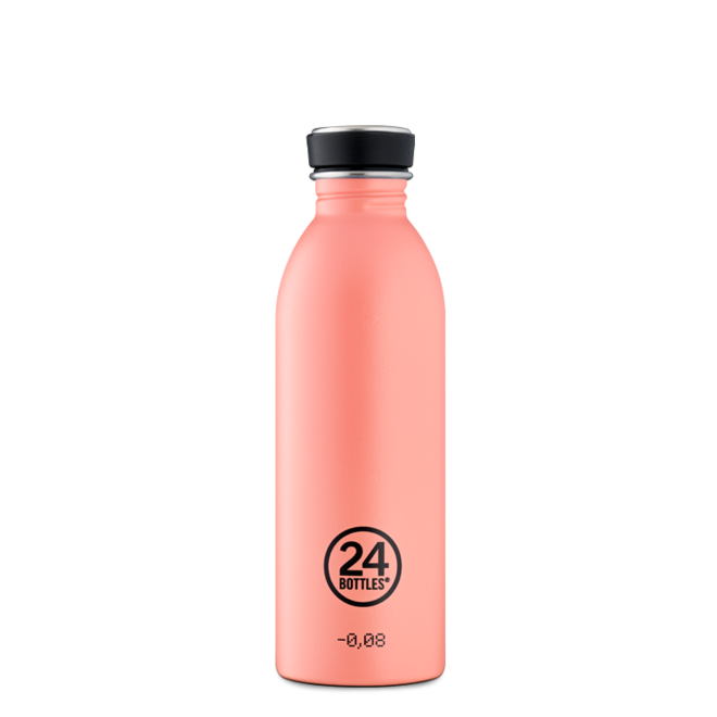 24°BOTTLES - Urban Bottle - Blush Rose 500ml