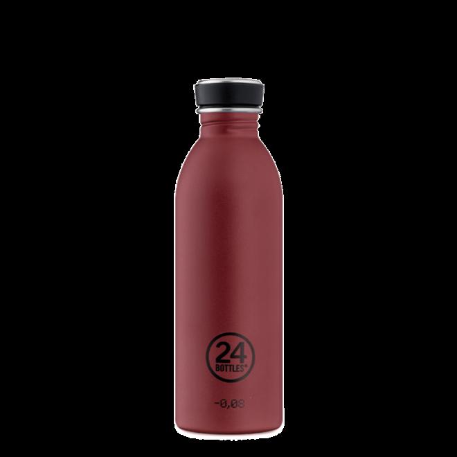 24°BOTTLES - Urban Bottle - Stone Country Red 500ml