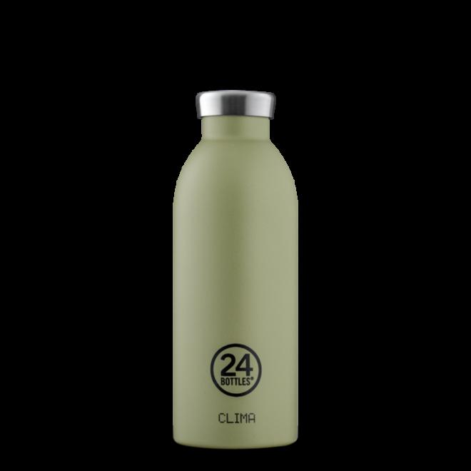 24°BOTTLES - Clima Bottle - Stone Sage 500ml