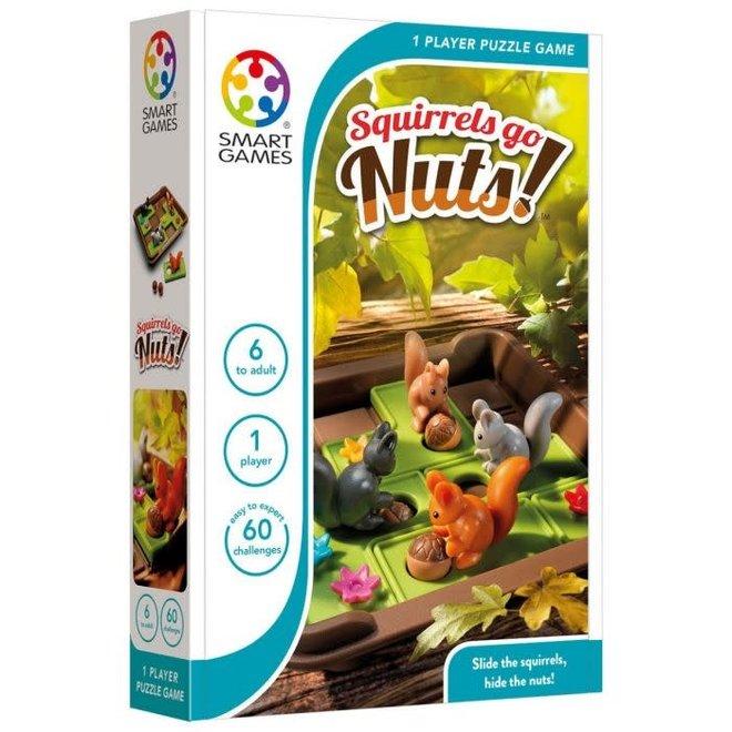 SMART GAMES - Squirrels Go Nuts (+6jaar)