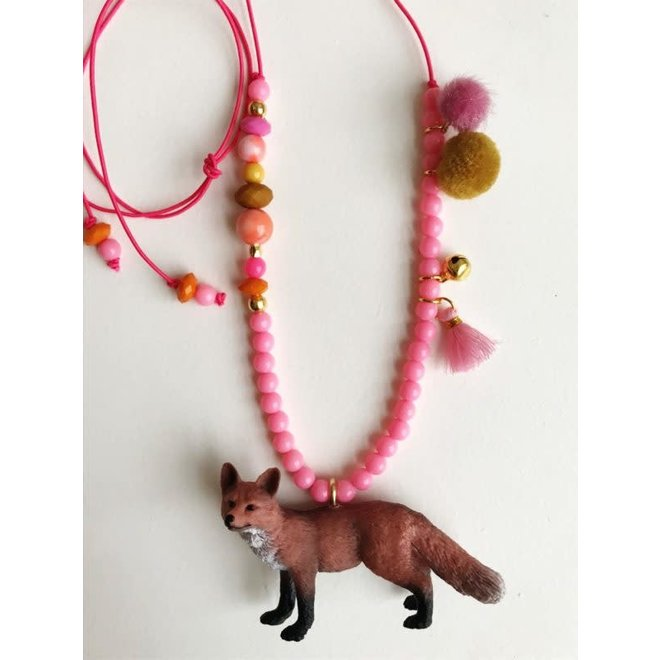 BY MELO - Dierenketting - Vos