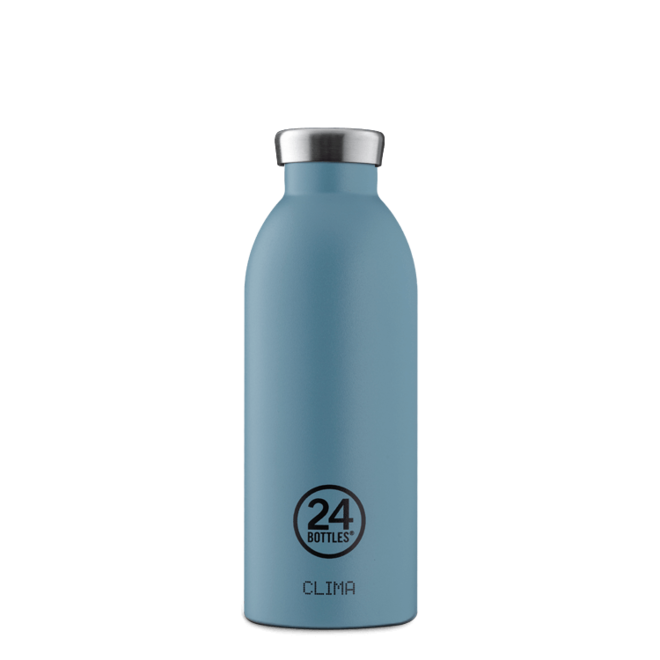 24°BOTTLES - Clima Bottle - Powder Blue 500ml