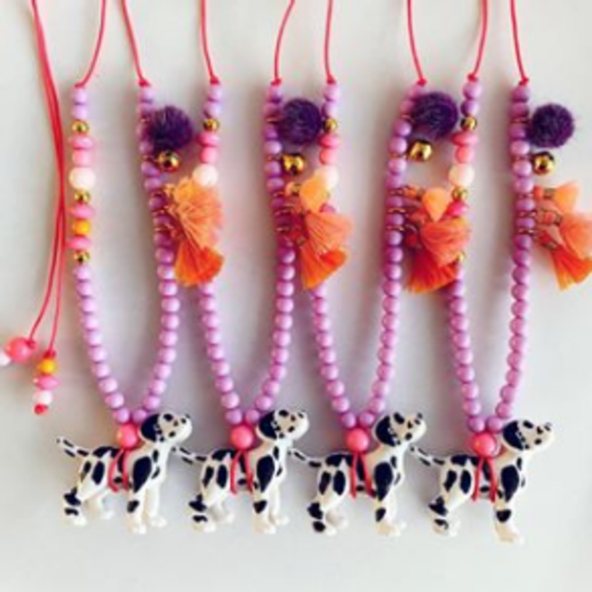 BY MELO - Dierenketting - Dalmatier