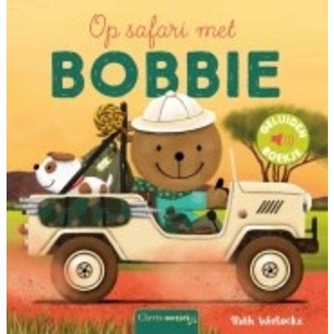 CLAVIS - Geluidenboek - Op Safari met Bobbie